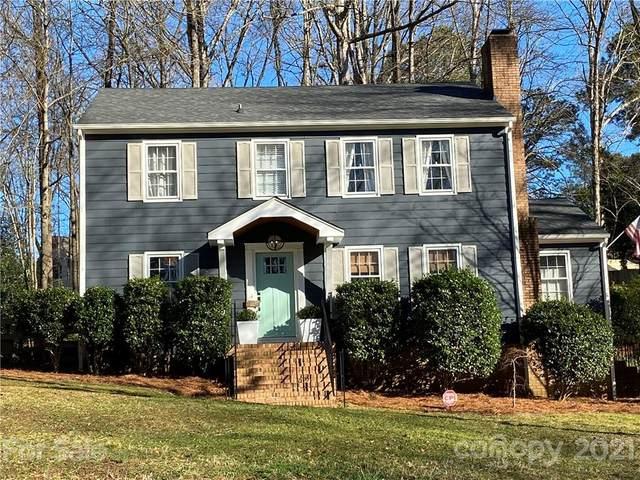 2734 Creekbed Lane, Charlotte, NC 28210 (#3711255) :: LKN Elite Realty Group | eXp Realty