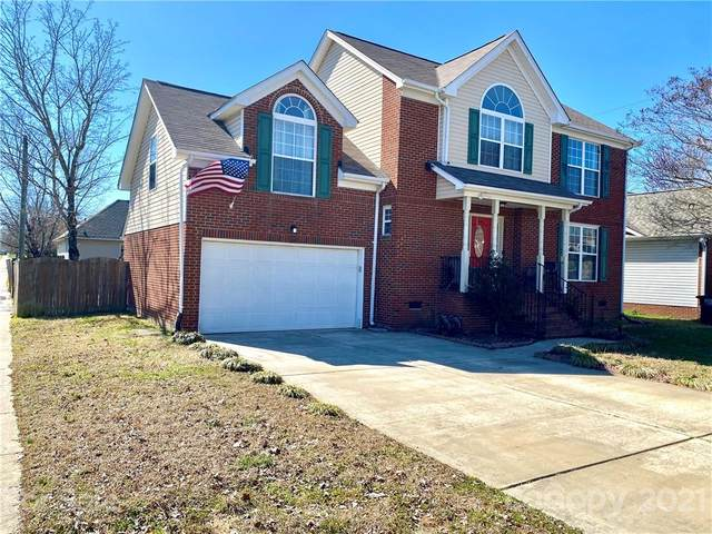 5901 Barefoot Lane, Indian Trail, NC 28079 (#3711272) :: The Sarver Group