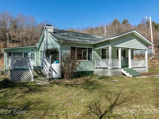24 Rose Garden Lane, Marshall, NC 28753 (#3711294) :: High Performance Real Estate Advisors