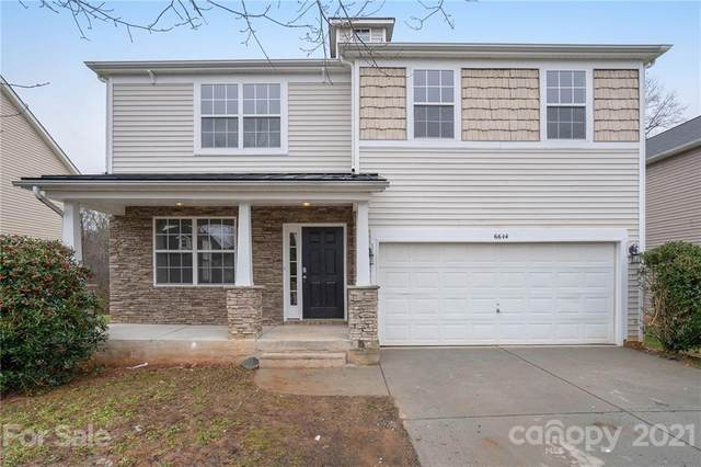 6644 Thistle Down Drive, Harrisburg, NC 28075 (#3711342) :: MOVE Asheville Realty