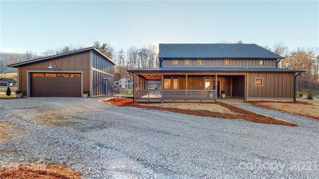 35 Upper Herron Cove Road, Weaverville, NC 28787 (#3711345) :: NC Mountain Brokers, LLC