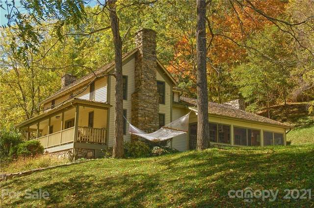 1200 Rockhouse Road, Hot Springs, NC 28743 (#3711347) :: High Performance Real Estate Advisors