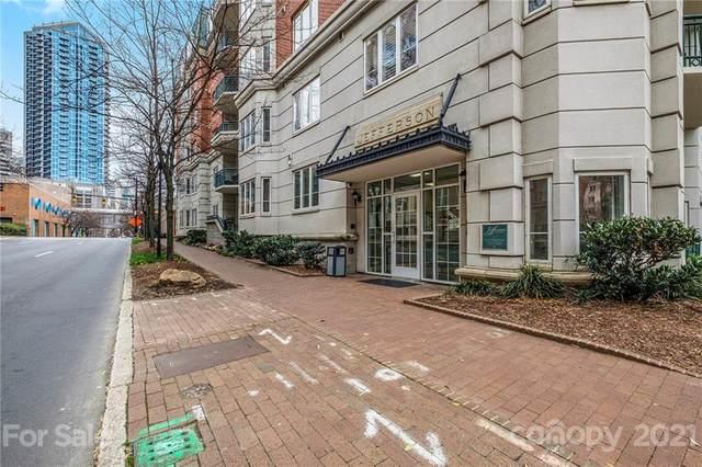 401 N Church Street #104, Charlotte, NC 28202 (#3711368) :: Homes Charlotte