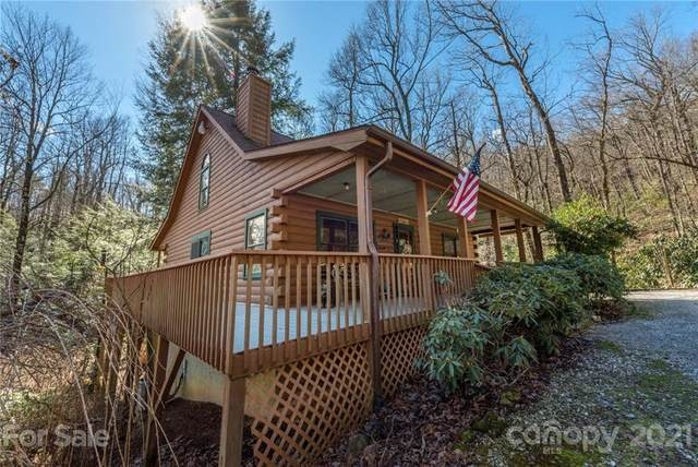 431 Rhododendron Drive #757, Old Fort, NC 28762 (#3711429) :: Keller Williams Professionals
