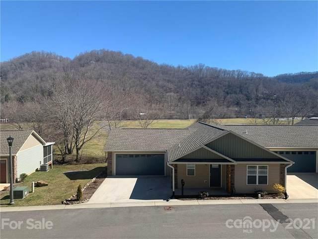 140 February Lane, Waynesville, NC 28785 (#3711433) :: High Performance Real Estate Advisors