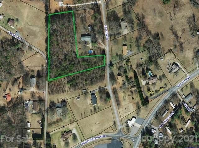 4 Crafton Road, Hickory, NC 28602 (#3711456) :: Exit Realty Vistas