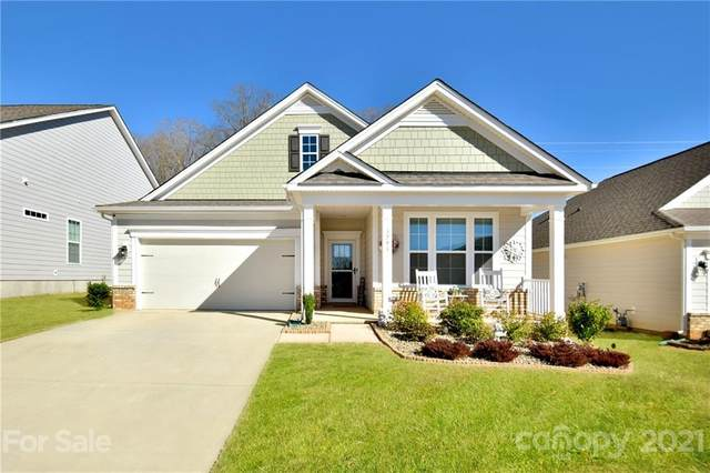 3793 Norman View Drive, Sherrills Ford, NC 28673 (#3711496) :: Home and Key Realty