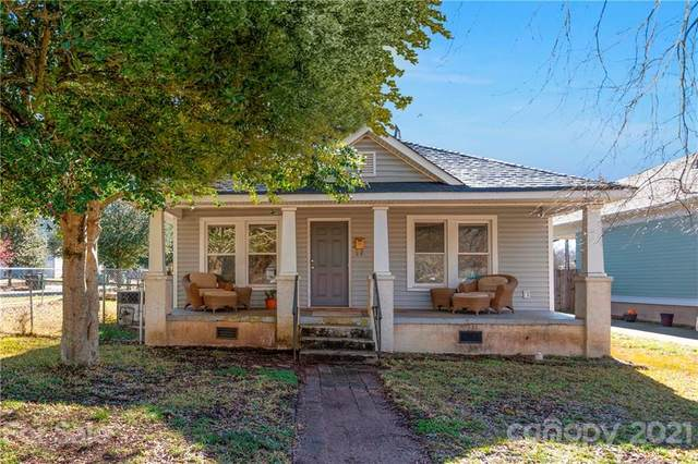 300 Orange Street, Charlotte, NC 28205 (#3711530) :: Carlyle Properties