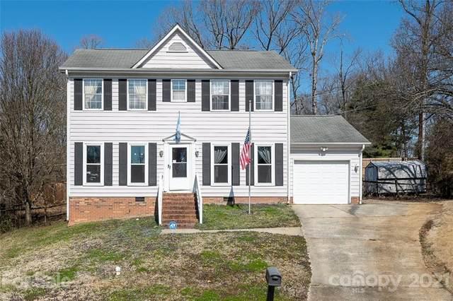 7437 Ginger Spice Lane, Charlotte, NC 28227 (#3711559) :: Besecker Homes Team