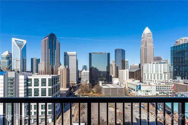 222 S Caldwell Street #1904, Charlotte, NC 28202 (#3711613) :: Besecker Homes Team