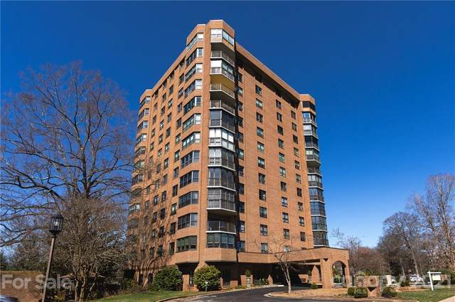 1530 Queens Road #601, Charlotte, NC 28207 (#3711680) :: MOVE Asheville Realty