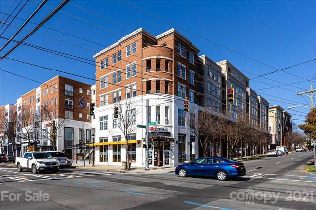 1315 East Boulevard #230, Charlotte, NC 28203 (#3711687) :: Home and Key Realty