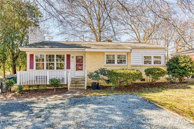 548 E Woodlawn Road, Charlotte, NC 28209 (#3711723) :: The Sarver Group