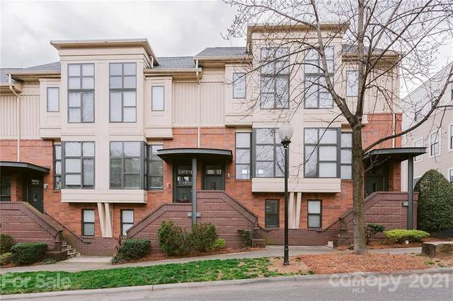 612 Garden District Drive, Charlotte, NC 28202 (#3711785) :: Stephen Cooley Real Estate Group