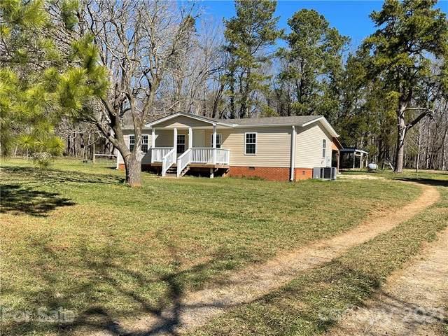 4715 Old Pageland Marshville Road, Monroe, NC 28112 (#3711823) :: DK Professionals