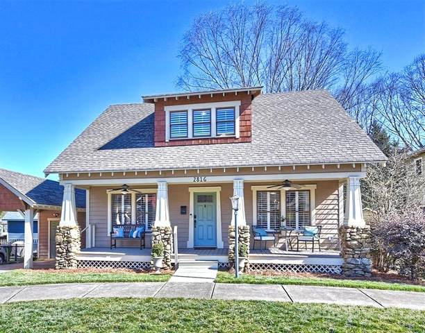 2816 Whiting Avenue, Charlotte, NC 28205 (#3711828) :: Besecker Homes Team