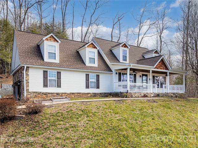 3779 New Leicester Highway, Leicester, NC 28748 (#3711866) :: NC Mountain Brokers, LLC