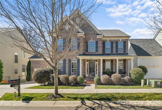 8315 Bridgegate Drive, Huntersville, NC 28078 (#3711889) :: Keller Williams South Park