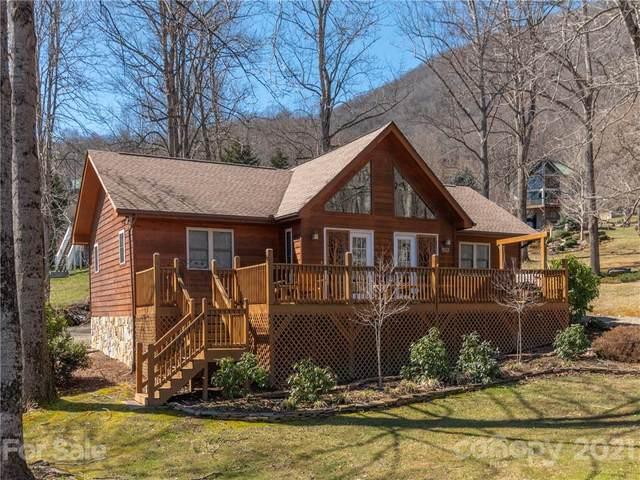 303 Brannon Forest Drive, Waynesville, NC 28785 (#3711891) :: High Performance Real Estate Advisors