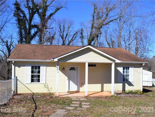 105 Lee Street, Morganton, NC 28655 (#3711893) :: Exit Realty Vistas