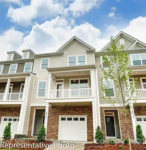 10323 Glenmere Creek Circle Lot 44, Charlotte, NC 28262 (#3711916) :: TeamHeidi®