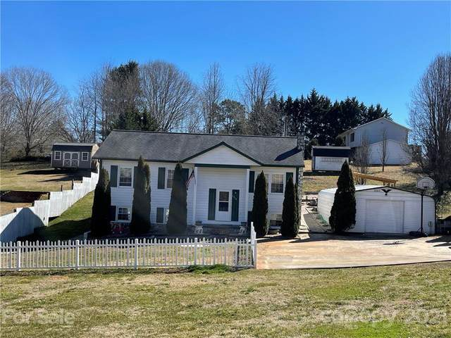 1579 Baton School Road, Granite Falls, NC 28630 (#3711932) :: Home and Key Realty
