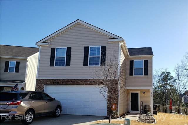 4300 Long Arrow Drive #286, Concord, NC 28025 (#3711935) :: DK Professionals Realty Lake Lure Inc.