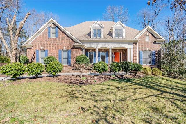 1617 Dennbriar Drive, Concord, NC 28027 (#3711943) :: Rowena Patton's All-Star Powerhouse