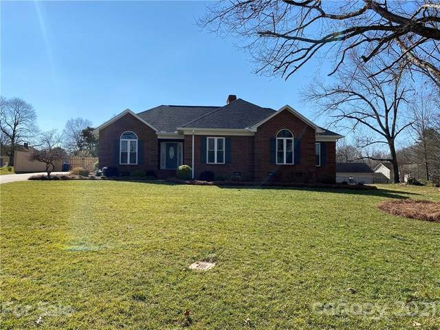168 Eastwood Drive, Statesville, NC 28625 (#3711956) :: LePage Johnson Realty Group, LLC