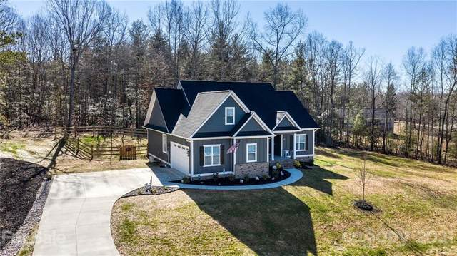 122 Tippecanoe Lane, Taylorsville, NC 28681 (#3711957) :: Besecker Homes Team