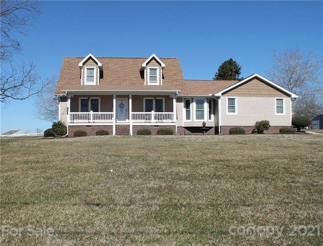 1617 Landis Highway, Mooresville, NC 28115 (#3712006) :: Home and Key Realty