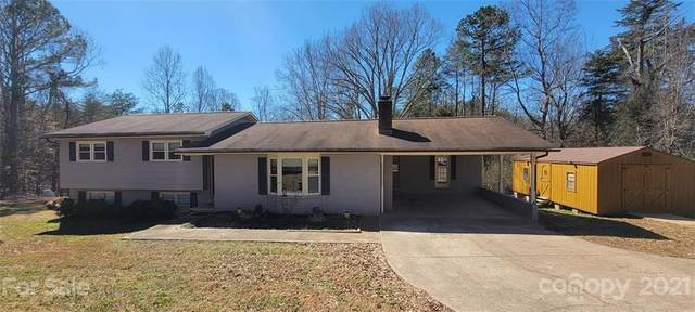 787 Cleghorn Mill Road, Rutherfordton, NC 28139 (#3712013) :: Home and Key Realty
