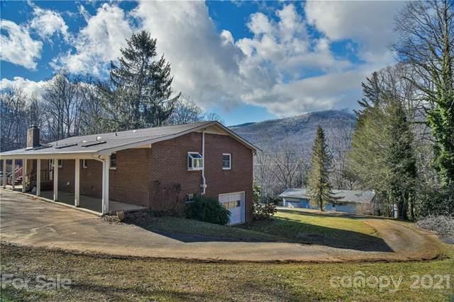 291 Timberlane Road, Waynesville, NC 28786 (#3712051) :: NC Mountain Brokers, LLC