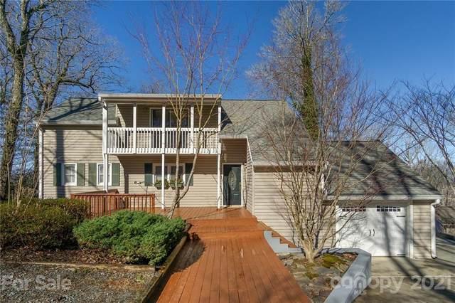 57 Oak Ridge Road, Pisgah Forest, NC 28768 (#3712052) :: Carolina Real Estate Experts
