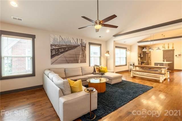 1833 Parson Street, Charlotte, NC 28205 (#3712074) :: High Performance Real Estate Advisors
