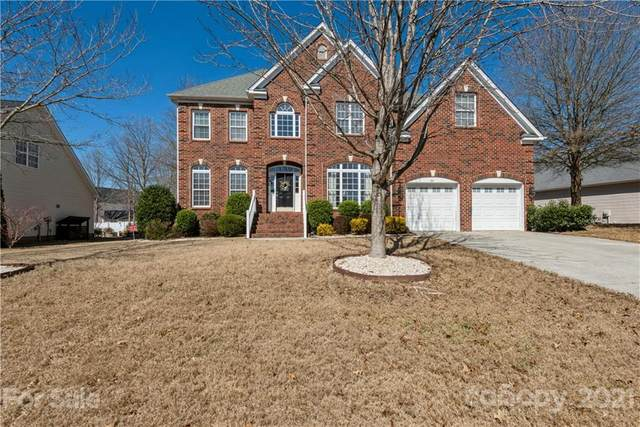 551 Evening Mist Drive, Fort Mill, SC 29708 (#3712093) :: TeamHeidi®