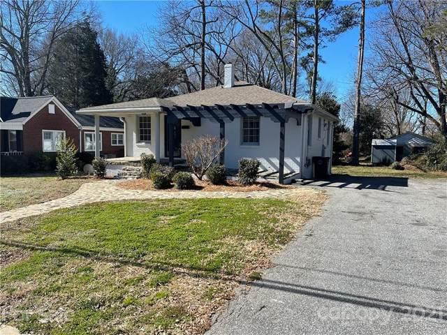 202 S Mulberry Street, Cherryville, NC 28021 (#3712113) :: Besecker Homes Team