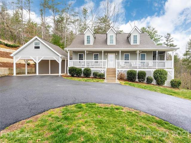 215 Butternut Lane, Leicester, NC 28748 (#3712165) :: Ann Rudd Group