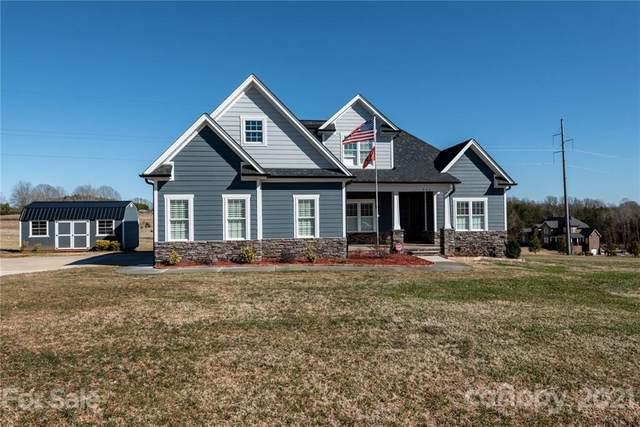 935 Oak Ridge Farms Circle, Newton, NC 28658 (#3712183) :: Premier Realty NC