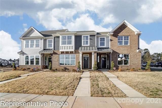 4946 David Cox Road Lot 24, Charlotte, NC 28269 (#3712198) :: High Performance Real Estate Advisors