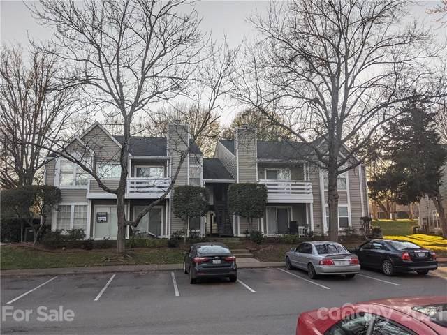 9601 Vinca Circle G, Charlotte, NC 28213 (#3712243) :: Bigach2Follow with Keller Williams Realty
