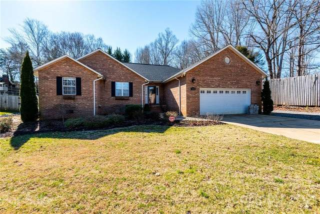 1250 34th Avenue NE, Hickory, NC 28601 (#3712256) :: Carver Pressley, REALTORS®