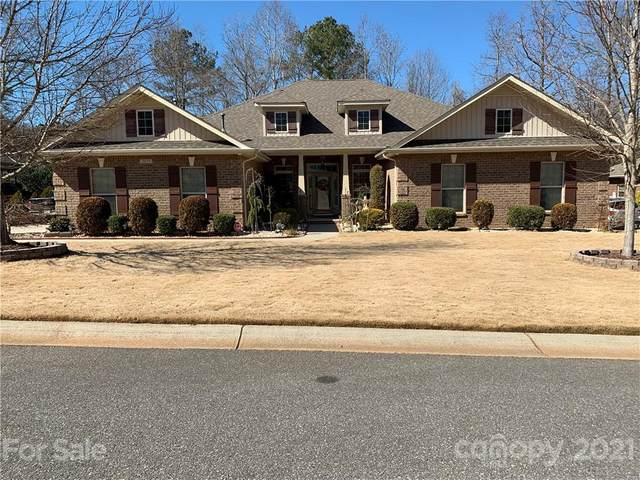 3079 Tallgrass Bluff #43, Rock Hill, SC 29732 (#3712267) :: Keller Williams South Park