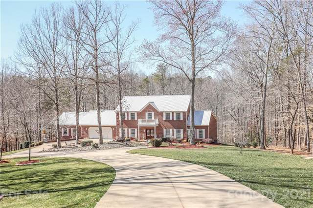127 Sassafras Hill Drive, Rutherfordton, NC 28139 (#3712282) :: Keller Williams Professionals