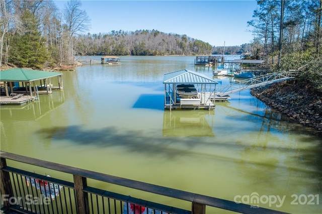 262 Harborside Drive #64, Nebo, NC 28761 (#3712285) :: Keller Williams Professionals
