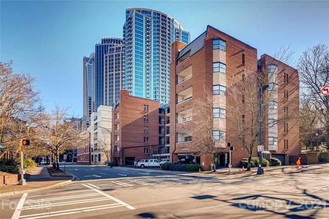 224 Poplar Street #17, Charlotte, NC 28202 (#3712291) :: MartinGroup Properties