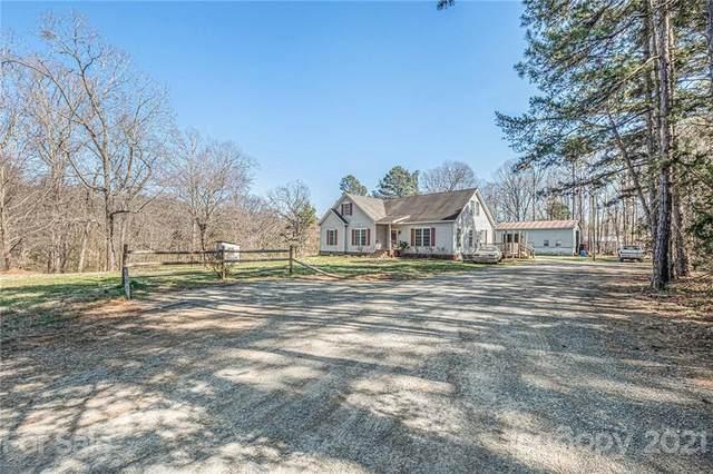 5804 New Salem Road, Marshville, NC 28103 (#3712298) :: Stephen Cooley Real Estate Group