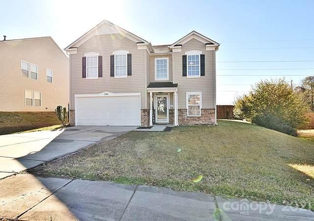 141 Brinkley Park Drive, Mount Holly, NC 28120 (#3712333) :: Besecker Homes Team