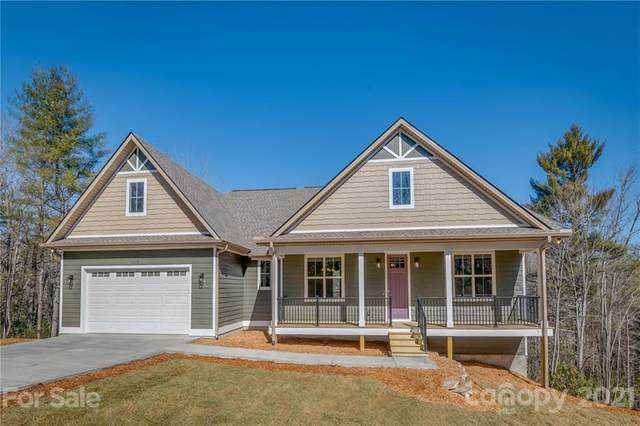 0 Narrow Path Way #23, Flat Rock, NC 28731 (#3712440) :: NC Mountain Brokers, LLC