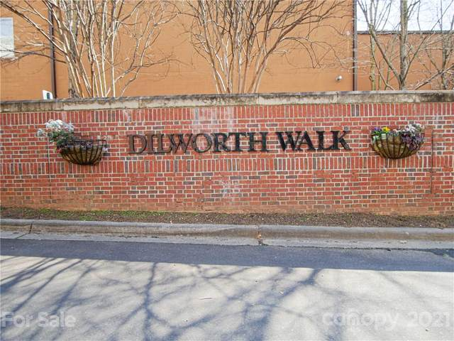 1903 Kenilworth Avenue 110A, Charlotte, NC 28203 (MLS #3712530) :: RE/MAX Journey